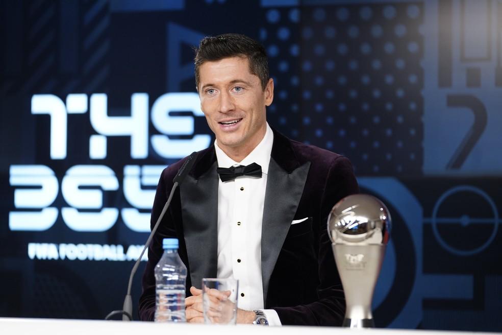 Nem CR7, nem Messi. Melhor do mundo é Lewandowski!