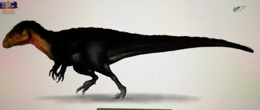 Nova espécie de dinossauro encontrada em Portugal