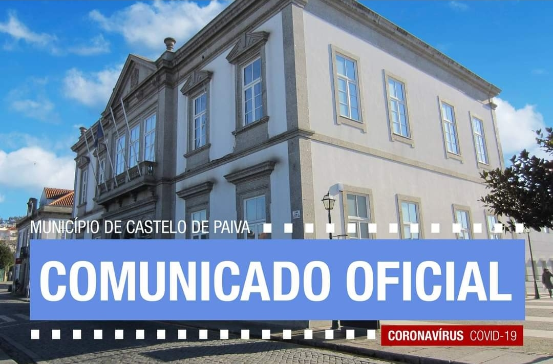 Câmara Municipal faz comunicado sobre o que muda no concelho neste novo confinamento