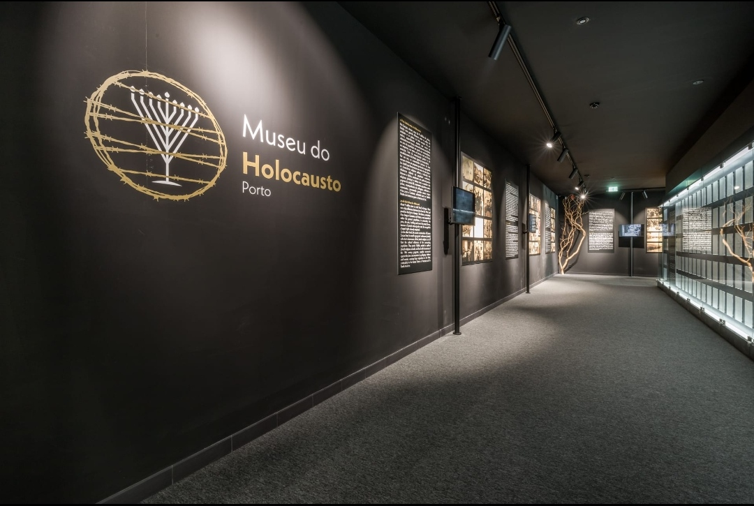 A cidade do Porto terá o primeiro Museu do Holocausto da Península Ibérica