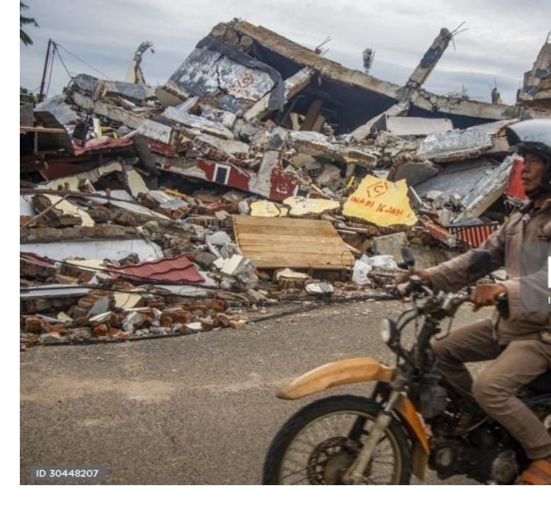 Sismo na Indonésia: número de mortos sobe para 56