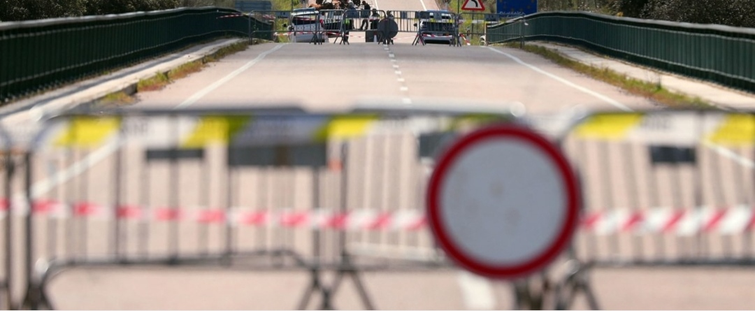 União Europeia pondera voltar a fechar as fronteiras