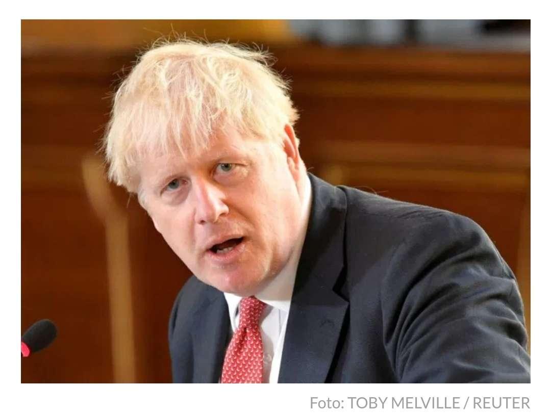 Johnson diz que nova variante do vírus pode ser mais mortal