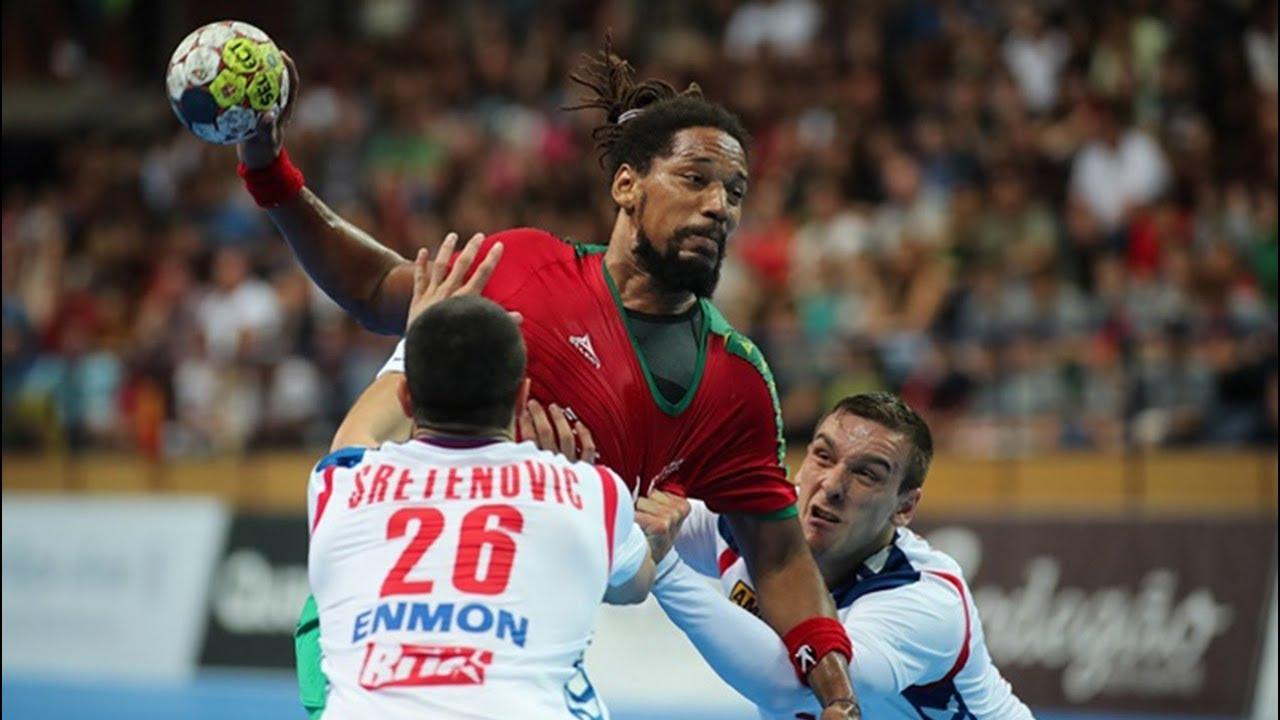 Portugal venceu Marrocos no andebol e segue para a segunda ronda do Campeonato do Mundo