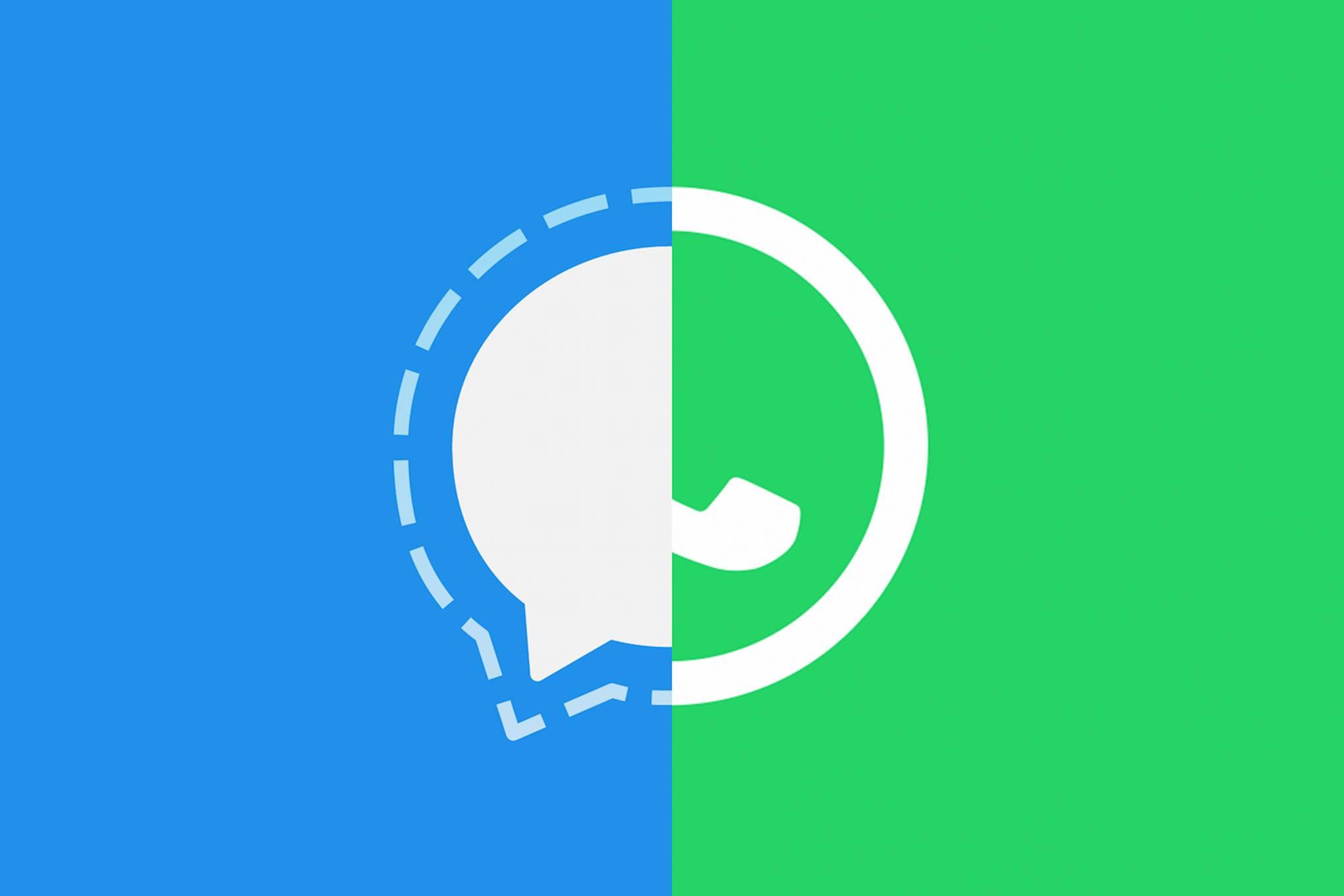 Após mudanças, usuários partem para rival do WhatsApp