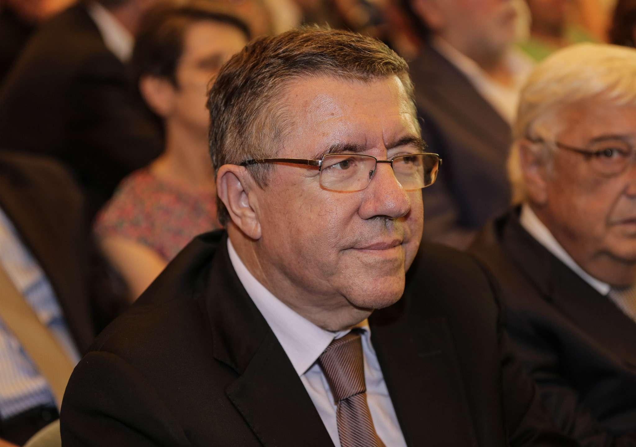 Morreu Jorge Coelho, político. Tinha 66 anos
